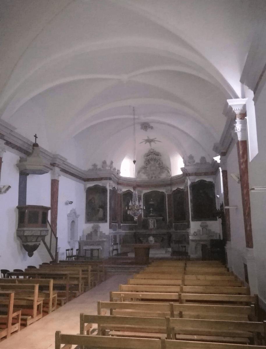 Rénovation église de Loupia Aude